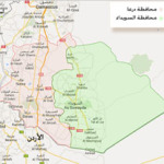 Provinces of Daraa and Al-Sweida facing strife