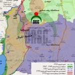 <!--:ar-->الوضع العسكري في محافظة القنيطرة مع خريطة<!--:-->